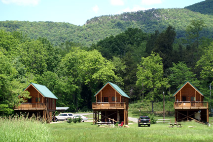 calendars for rental river cabins shenandoah river