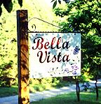 Bella Vista sign