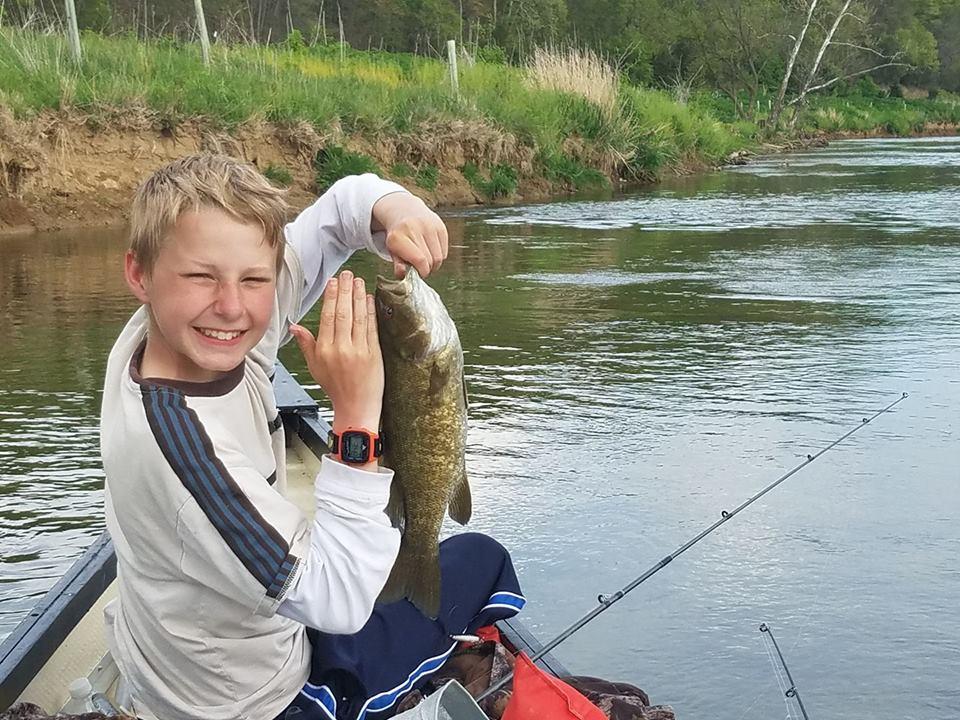Shenandoah river the best bass fishing shenandoah valley for Best bass fishing near me