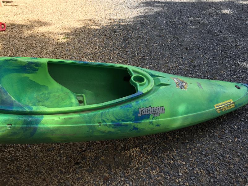 Jackson Regal kayak