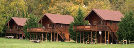 Rental Log Cabins Shenandoah River Luray Va