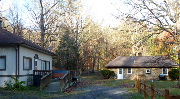 Riverside Cottage Rentals