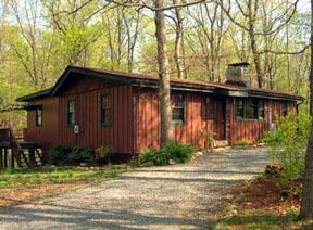 Mountain Whisper cabins