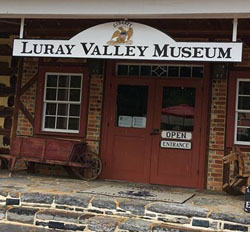 Luray valley museum at Luray Caverns