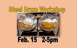 Steel Drum class Luray VA