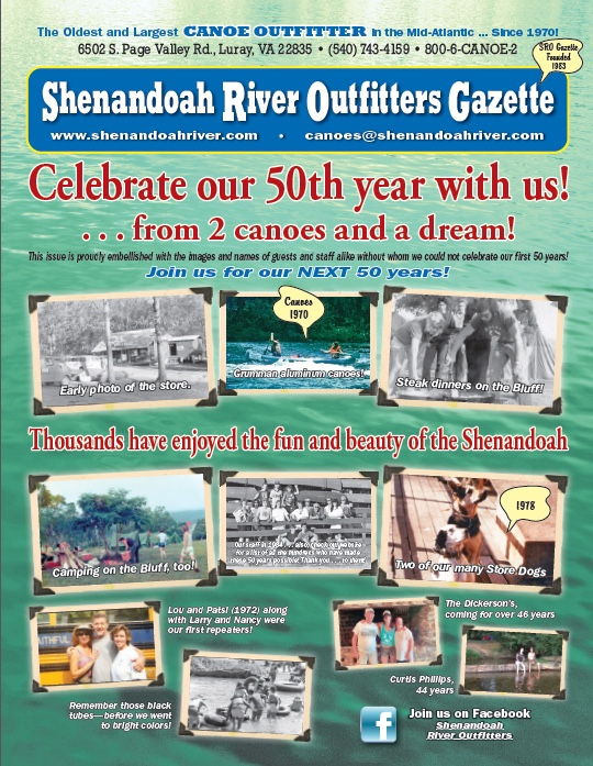 50th year Gazette